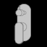 Miscelatore c/ deviatore