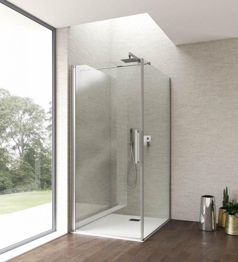 Vogue porta doccia battente