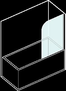 Screen vasca