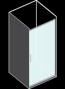 Porta scorrevole Texture