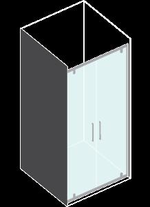 Porta 2 battenti