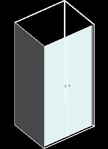 Porta saloon Texture