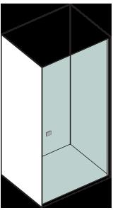 Kronos-disegno-porta-battente-speciale-vanita-docce