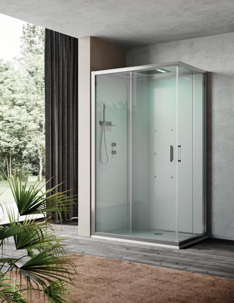 Ettore cabina doccia Plus