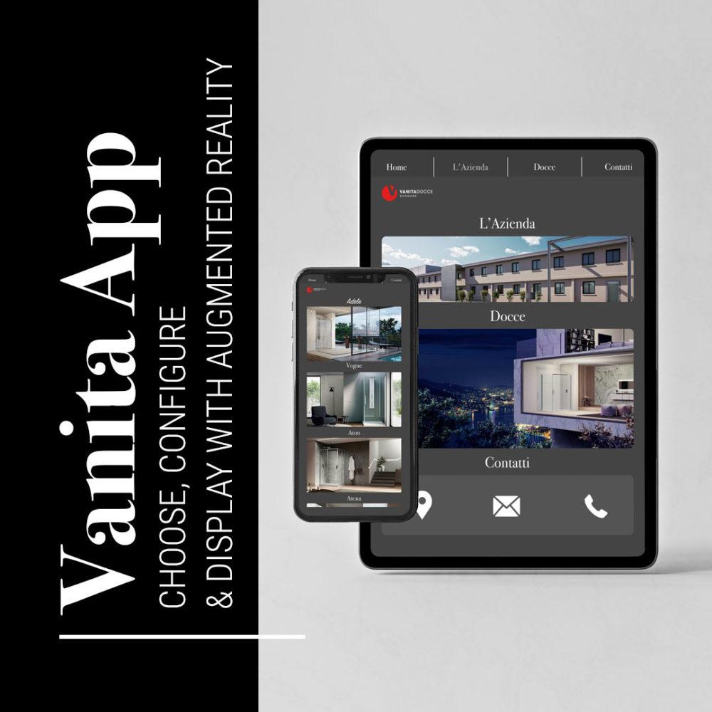 L'App Vanita Docce